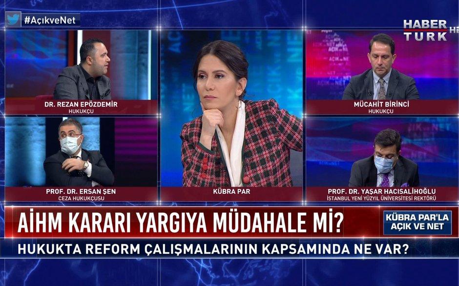 Açık ve Net - 19 Ocak 2021 (Hukukta reform çalışmalarının kapsamında ne var?)