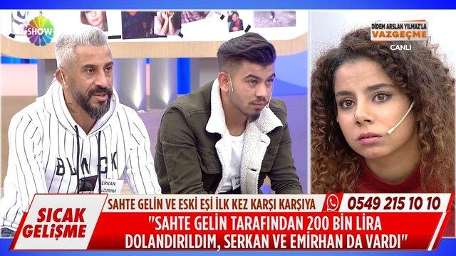 73 yaşındaki mağdur Serkan, Emirhan ve Melisay'ı teşhis etti!