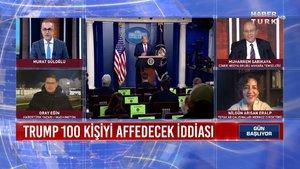 Gün Başlıyor – 20 Ocak 2021 (Yeni dönemde Türkiye-ABD ilişkileri nasıl olur?)
