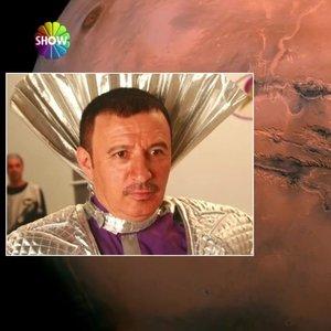 Mustafa Topaloğlu Mars'ın tapusunu aldı!