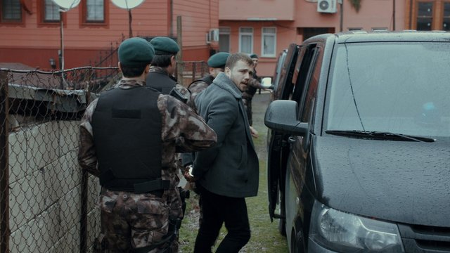 Ali Rıza gözaltına alınıyor!