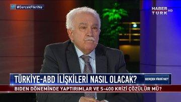 Gerçek Fikri Ne - 23 Ocak 2021 (Joe Biden'ın Türkiye politikası ne olur?)