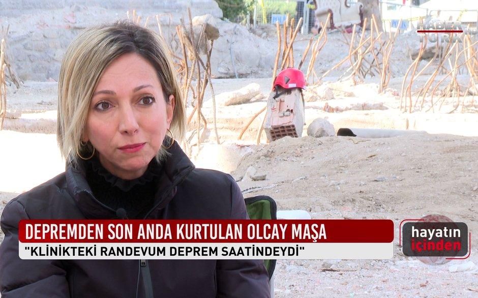 Hayatın İçinden - 30 Ocak 2021 (İzmir depreminin tanığı Olcay Maşa kurtuluş hikayesini anlatıyor)