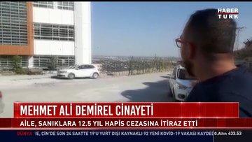 Mehmet Ali Demirel cinayeti