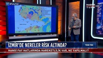 İzmir'deki depremler neyin habercisi? Prof. Dr. Naci Görür | Teke Tek - 1 Şubat 2021
