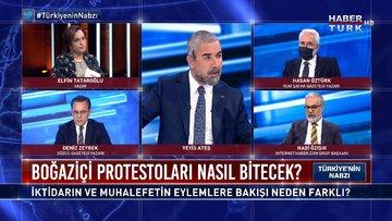 Türkiye'nin Nabzı 3 Şubat 2021 (İktidarın ve muhalefetin eylemlere bakışı neden farklı?)