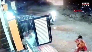 Hindistan'da baltalı saldırgan dehşet saçtı