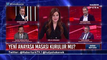 Siyasette yeni anayasa masası kurulur mu? | Enine Boyuna - 5 Şubat 2021
