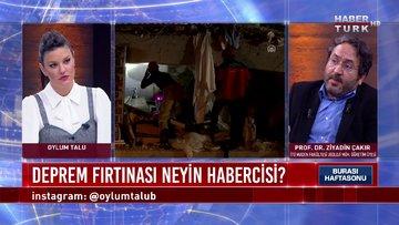 İzmir'deki deprem fırtınaları neyin habercisi? | Burası Haftasonu - 6 Şubat 2021