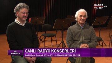 Gürer Aykal ve Aydın Dorsay Habertürk'te | Ne Yapsak - 6 Şubat 2021