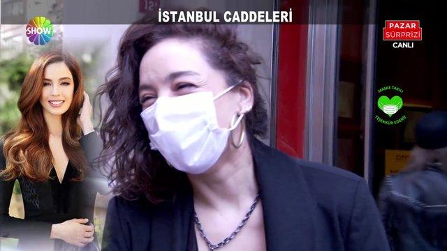 Azra Akın çiğ köfte partisini savundu!