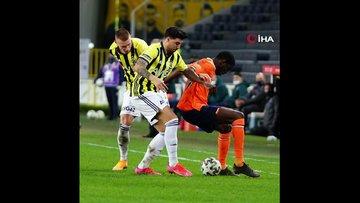 Fenerbahçe: 1 - Başakşehir: 2 | MAÇ SONUCU