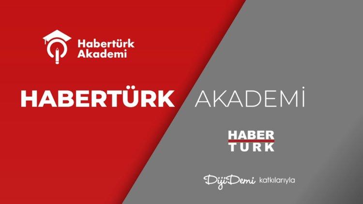 Yüz binlerce soru, deneme sınavları Habertürk Akademi'de