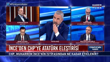Muharrem İnce CHP'yi böler mi? | Türkiye'nin Nabzı - 10 Şubat 2021