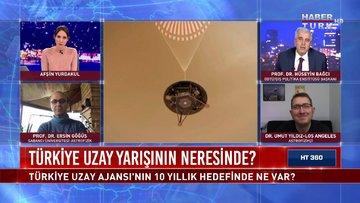 Türkiye uzay yolcusu, astronot kim? | HT 360 - 11 Şubat 2021