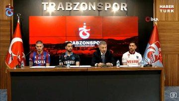 Trabzonspor'da imza şov!
