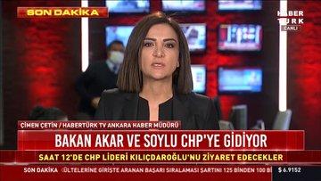 Bakan Akar ve Soylu CHP'ye ziyarete gidiyor