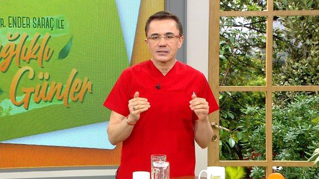 Dr. Ender Saraç ile Sağlıklı Günler 56. Bölüm