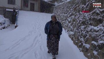 Ağrı Dağı'ndaki 'Eren-3 Operasyonu'nu DHA görüntüledi; Mehmetçikten Eren'in annesine mesaj