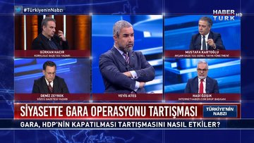 Gara, HDP'nin kapatılması tartışmasını nasıl etkiler? | Türkiye'nin Nabzı - 17 Şubat 2021