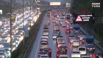 İstanbul'un yavaşlatan trafiğinde kanser riski