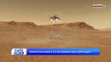 Mars'ta yaşam izi arayışı ve haftanın teknolojik gelişmeleri | Caps Lock - 21 Şubat 2021