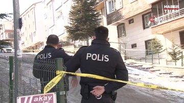 Başkentte 43 yaşındaki kadın sokak ortasında vurularak hayatını kaybetti