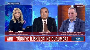 Türkiye'nin terörle mücadelede atacağı yeni adımlar ne? | Para Gündem - 22 Şubat 2021