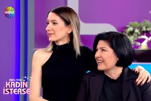 Ebru Akel'le Kadın İsterse Videoları: Okul temizliğinden müzik  öğretmenliğine!