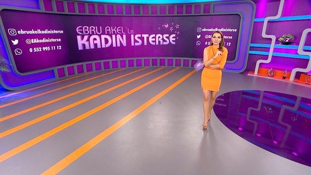 Ebru Akel'le Kadın İsterse 7. Bölüm
