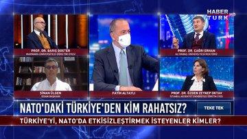 Türkiye'yi, NATO'da etkisizleştirmek isteyenler kimler? | Teke Tek - 22 Şubat 2021