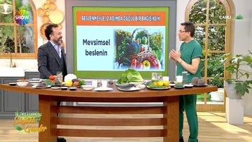 Mevsimsel beslenmenin önemi nedir?