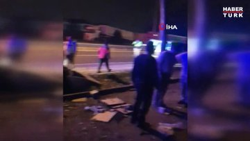 Sakarya'da facia gibi kaza: Anne ve baba öldü, 4 çocuk yaralı