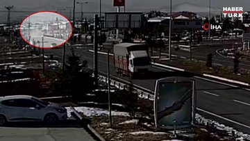 Feci kazanın güvenlik kamera görüntüleri ortaya çıktı