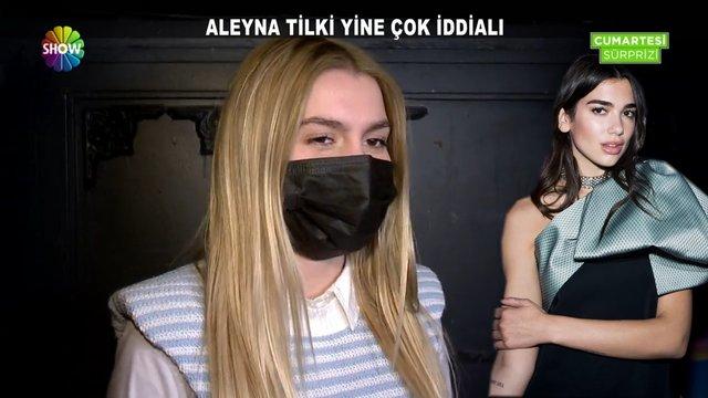 Aleyna Tilki'nin yeni şarkısı ve son açıklamaları!