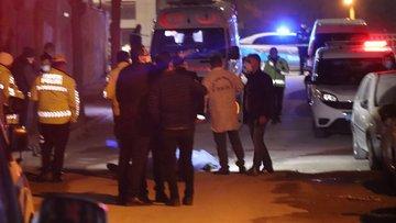 Denizli'de moto kuryenin şüpheli ölümü