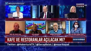 Olaylar ve Görüşler - 27 Şubat 2021 (Cumhurbaşkanı Recep Tayyip Erdoğan hangi kararları açıklayacak?)