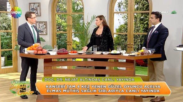Açelya Elmas kanseri 4 kez nasıl yendi?
