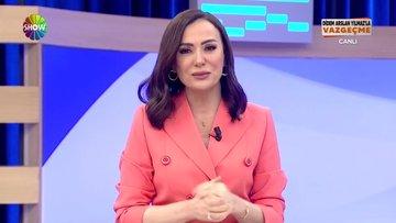 Didem Arslan Yılmaz Show TV'nin 30. yılını kutladı.