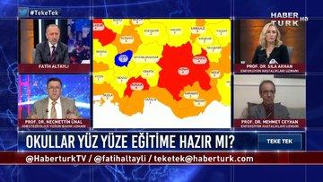 İstanbul'da hangi tedbirler kalktı? | Teke Tek - 1 Mart 2021