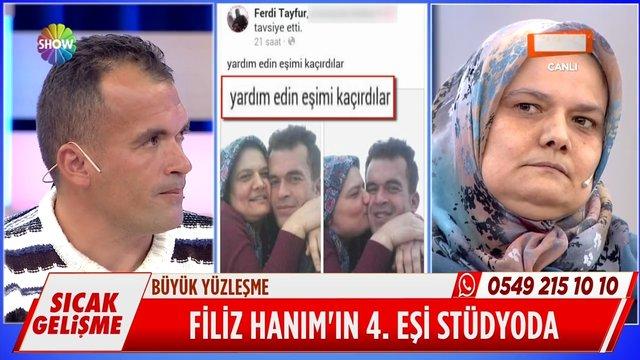 Filiz Hanım'ın 4. eşi ile 5. eşi yüzleşti!