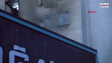 Ataşehir'de mobilya fabrikasında ikinci kez yangın çıktı