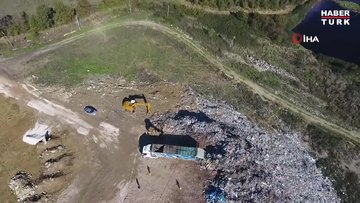 Sinop'ta çöpten elektrik ve kompost üretilecek