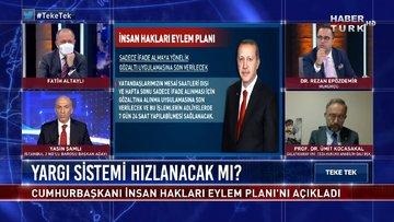 Türkiye daha demokratik olur mu? | Teke Tek - 2 Mart 2021
