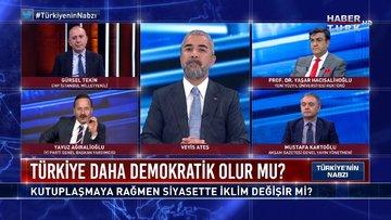 Türkiye daha demokratik olur mu? | Türkiye'nin Nabzı - 3 Mart 2021