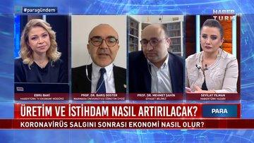 Ümit Özdağ İYİ Parti'den neden istifa etti? | Para Gündem - 4 Mart 2021