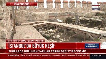 İstanbul'da büyük keşif