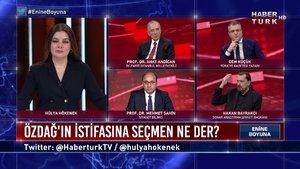Enine Boyuna - 5 Mart 2021 (Ümit Özdağ'ın istifası İYİ Parti'yi nasıl etkiler?)