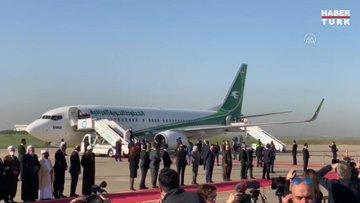 Irak ziyaretini sürdüren Papa, Erbil'e geldi