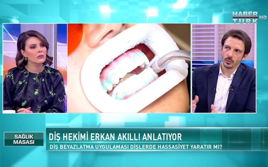 Sağlık Masası - 7 Mart 2021 (Diş beyazlatma işlemi nasıl uygulanır?)